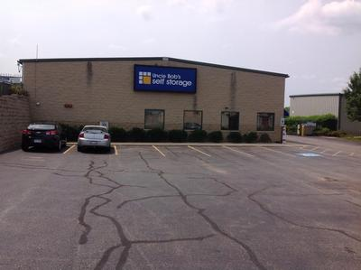 Life Storage Buildings at 2625 E. Main Street in Saint Charles
