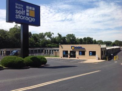 Life Storage Buildings at 1475 Dunn Road in Florissant