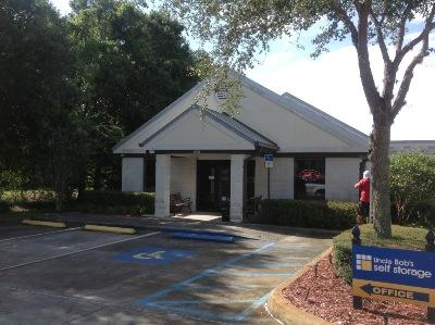 Life Storage Buildings at 8485 20th St. in Vero Beach