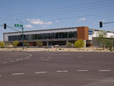 Life Storage Buildings at 18625 N. Tatum Blvd. in Phoenix