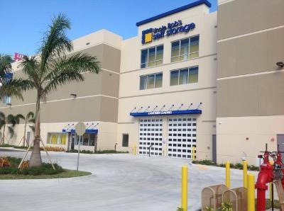 Life Storage Buildings at 640 NW 133rd St in N Miami