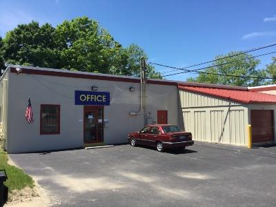 Life Storage Buildings at 111 Fairgrounds Drive in Manlius