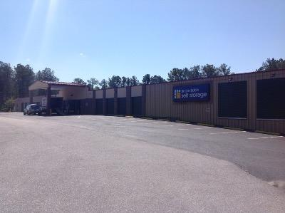 Life Storage Buildings at 6000 Garners Ferry Rd in Columbia