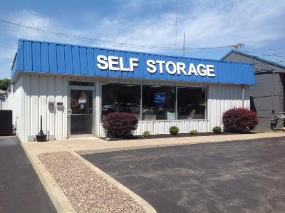 Life Storage Buildings at 1348 Ridge Rd in Lackawanna