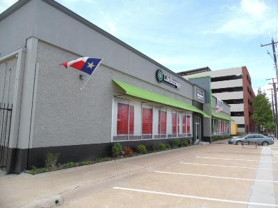 Life Storage Buildings at 717 S Good Latimer Expy in Dallas
