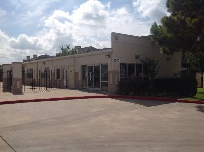 Life Storage Buildings at 1770 E T C Jester Blvd in Houston