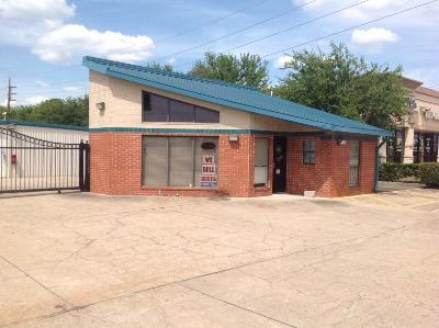 Life Storage Buildings at 16220 FM 529 Rd in Houston