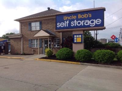 Life Storage Buildings at 5215 Dixie Hwy. in Louisville