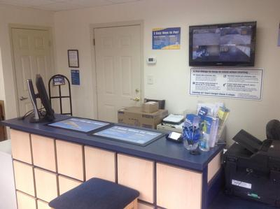 Life Storage office at 1792 W Hillsborough Ave in Tampa