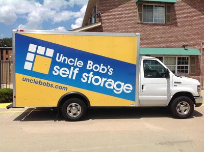 Truck rental available at Life Storage at 4735 Evanswood Dr in Columbus