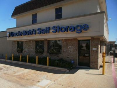 Life Storage Buildings at 3210 S Buckner Blvd in Dallas
