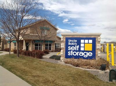 Life Storage Buildings at 7605 W. Arizona Ave. in Lakewood