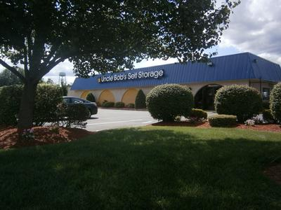 Life Storage Buildings at 130 Route 206 in Hillsborough