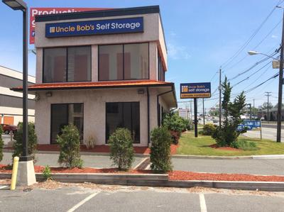 Life Storage Buildings at 123 Route 46 West in Lodi