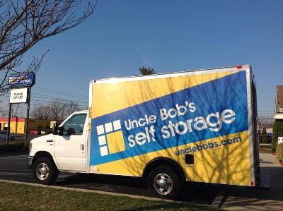 Truck rental available at Life Storage at 535 Route 130 in East Windsor