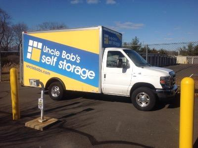 Truck rental available at Life Storage at 4435 Progress Meadow Drive in Doylestown
