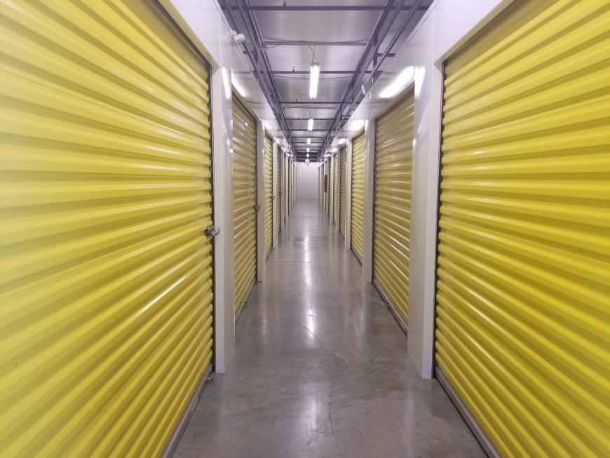 Storage Units In Atlanta Near College Park