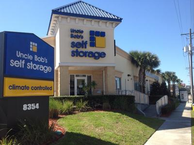 Life Storage Buildings at 8354 W. Hillsborough Ave. in Tampa