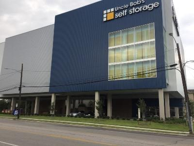 Life Storage Buildings at 5700 Washington Ave in Houston