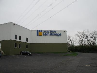 Life Storage Buildings at 3600 Red Bank Rd in Cincinnati