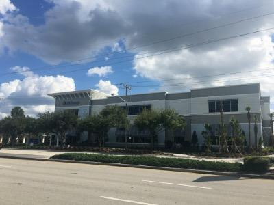 Exterior image of facility at 1400 W Indiantown Rd, Jupiter, FL 33458