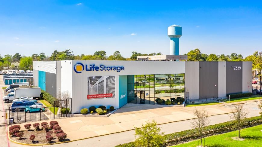 Storage Units In Houston Near Greater Greenspoint Storage Facility