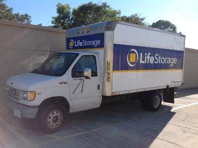 Truck rental available at Life Storage at 8531 S US Highway 1 in Port Saint Lucie