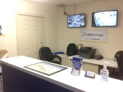 Life Storage office at 6720 E W T Harris Blvd in Charlotte