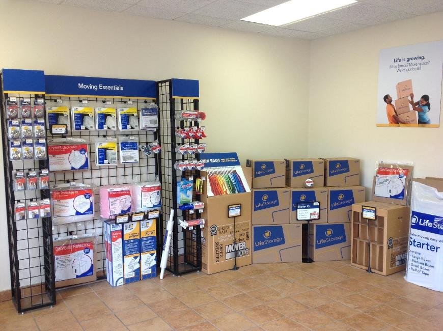 Moving Supplies For At Life Storage 1180 University Avenue In Rochester
