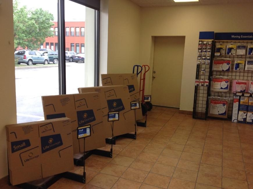 Miscellaneous Photograph Of Life Storage At 1180 University Avenue In Rochester