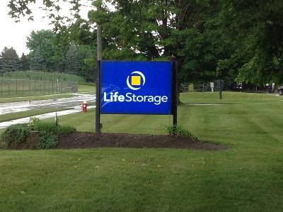 Miscellaneous Photograph of Life Storage at 1100 Erie Road in Eastlake