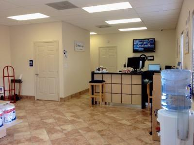 Life Storage office at 2500 Pat Booker Road in Universal City