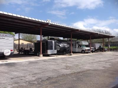 Miscellaneous Photograph of Life Storage at 9665 Marbach Road in San Antonio