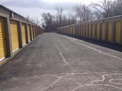 Truck rental available at Life Storage at 36 Industrial Drive in Middletown