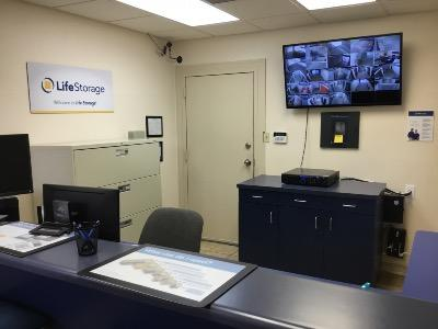 Life Storage office at 6970 College St in Beaumont