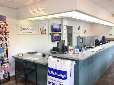 Life Storage office at 4427 Tilly Mill Road in Doraville