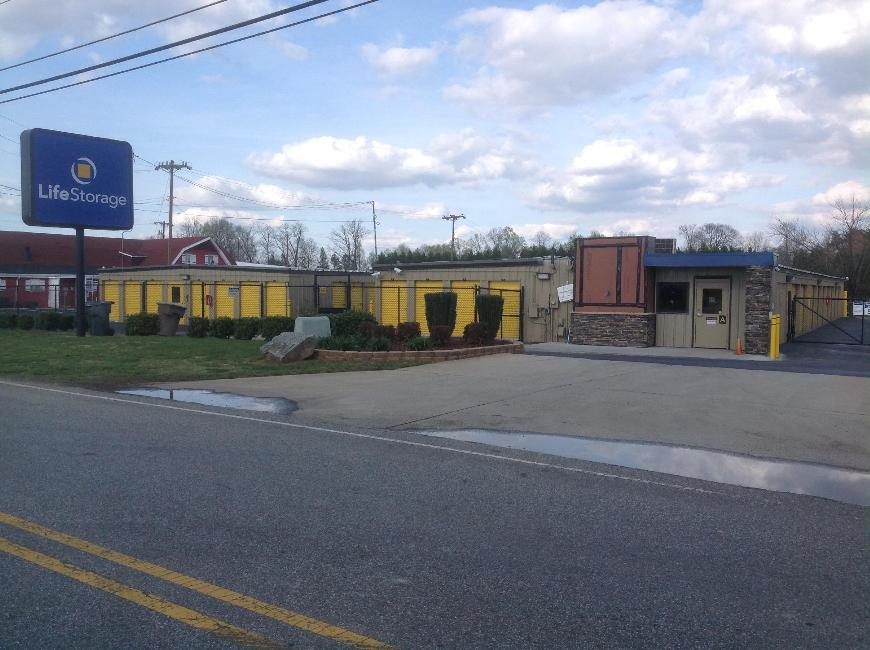 Storage Buildings At Life 118 Stage Coach Trail In Greensboro