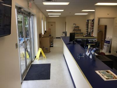 Life Storage office at 385 S. Naval Base Road in Norfolk