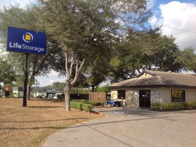 Life Storage Buildings at 6010 E Hillsborough Ave in Tampa