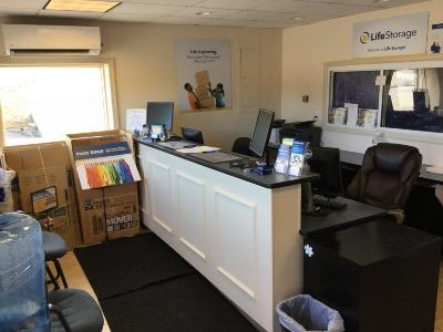 Life Storage office at 872 Church Street Ext in Northbridge