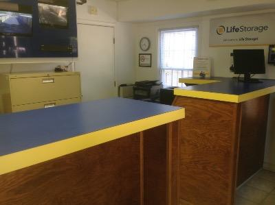 Life Storage office at 1200 E Cornwallis Rd in Durham