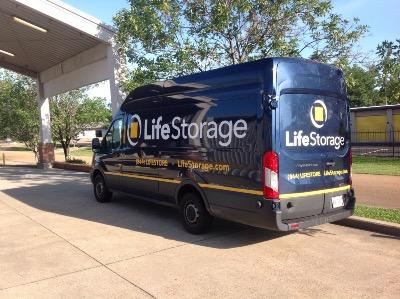 Truck rental available at Life Storage at 5961 I-55 North in Jackson