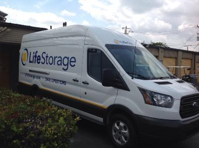 Truck rental available at Life Storage at 1799 W Atlantic Blvd in Pompano Beach