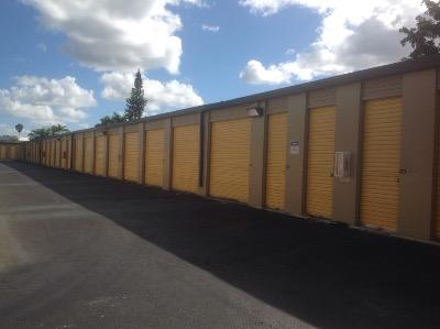 Storage Units for rent at Life Storage at 9900 SW 18th St in Boca Raton