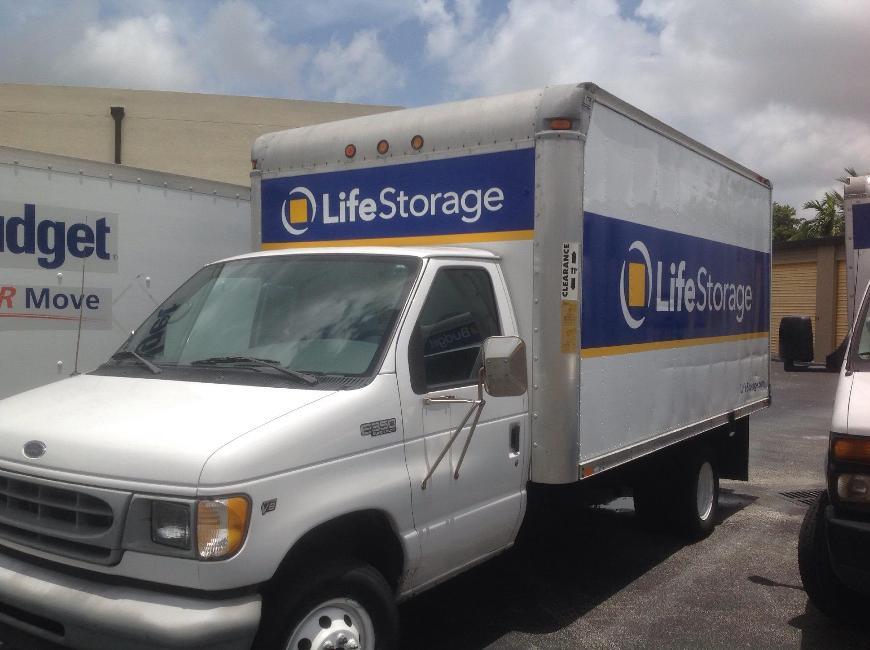 Life Storage In Boca Raton Fl Near Sandalfoot Cove Rent