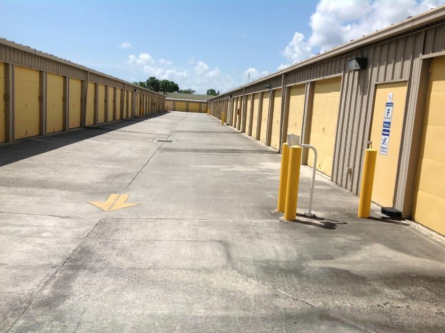 Storage Units In Vero Beach Near Vero Beach South Storage Facility