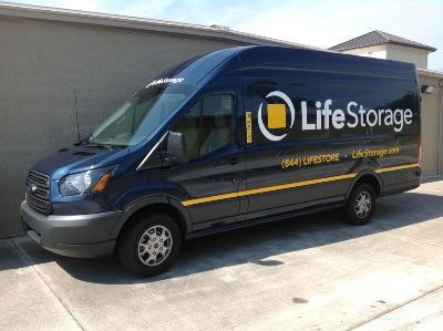 Truck rental available at Life Storage at 1655 10th Avenue in Vero Beach