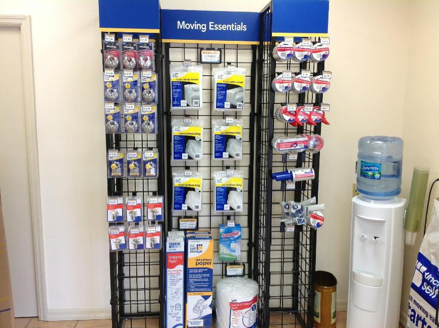 Moving Supplies For At Life Storage 1655 10th Avenue In Vero Beach