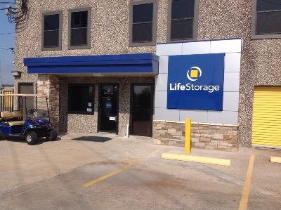 Life Storage Buildings at 1701 FM 1960 Bypass Rd E in Humble