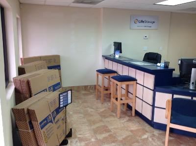 Life Storage office at 1701 FM 1960 Bypass Rd E in Humble